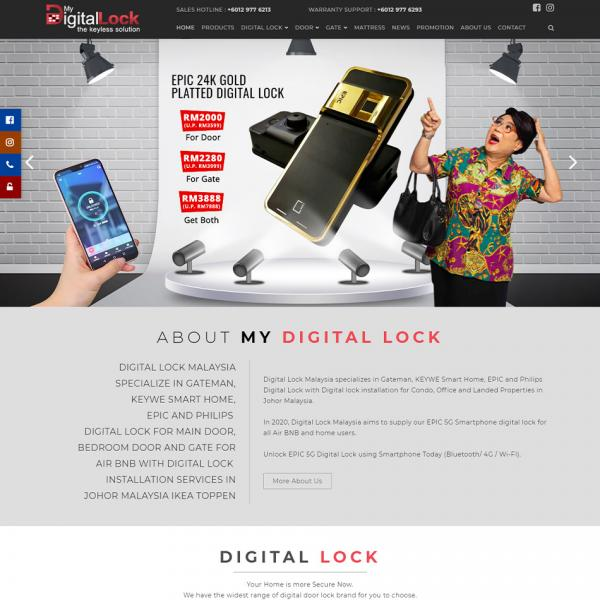 My Digital Lock Pte Ltd