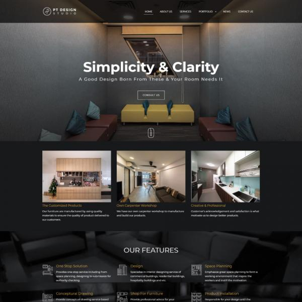 PT Design Studio Pte Ltd